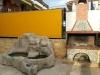 Rostilj i fontana Jerisos vila Paradiso